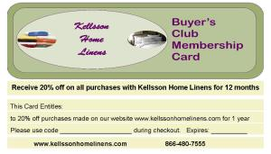 Buyer's Club Card