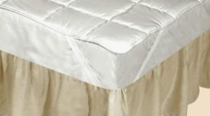 silk-filled-mattress-pad